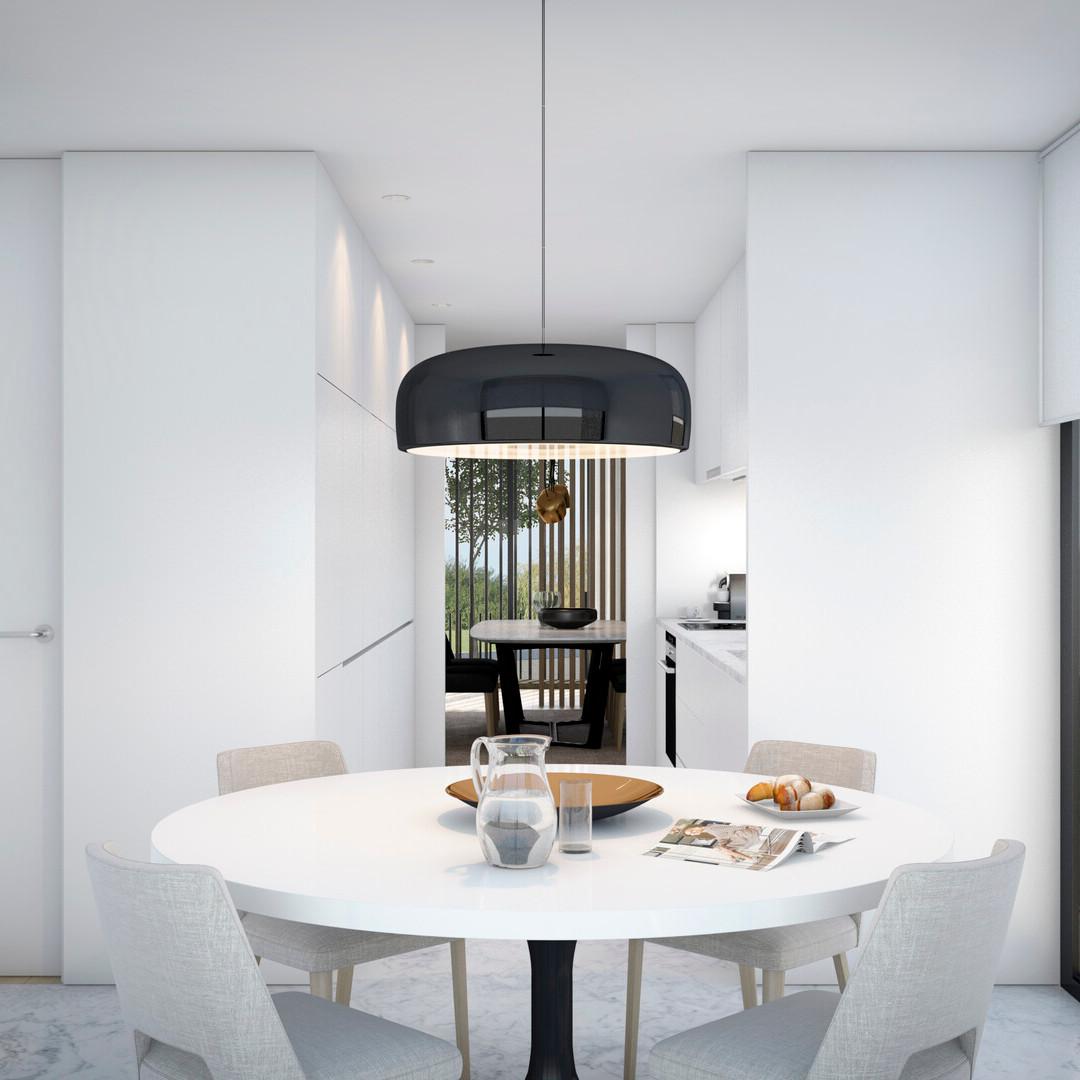 Cozinha Moradias da Joane Residences